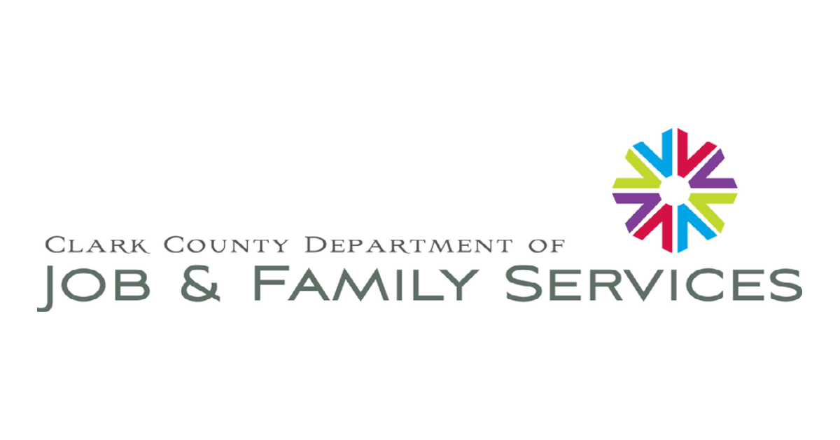 Clark County Department of Job and Familiy Services logo